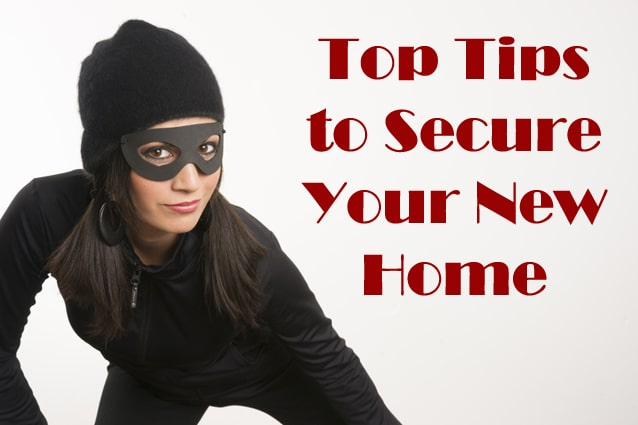 Top Tips To Secure Your New Home
