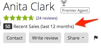 Anita Clark Zillow Profile