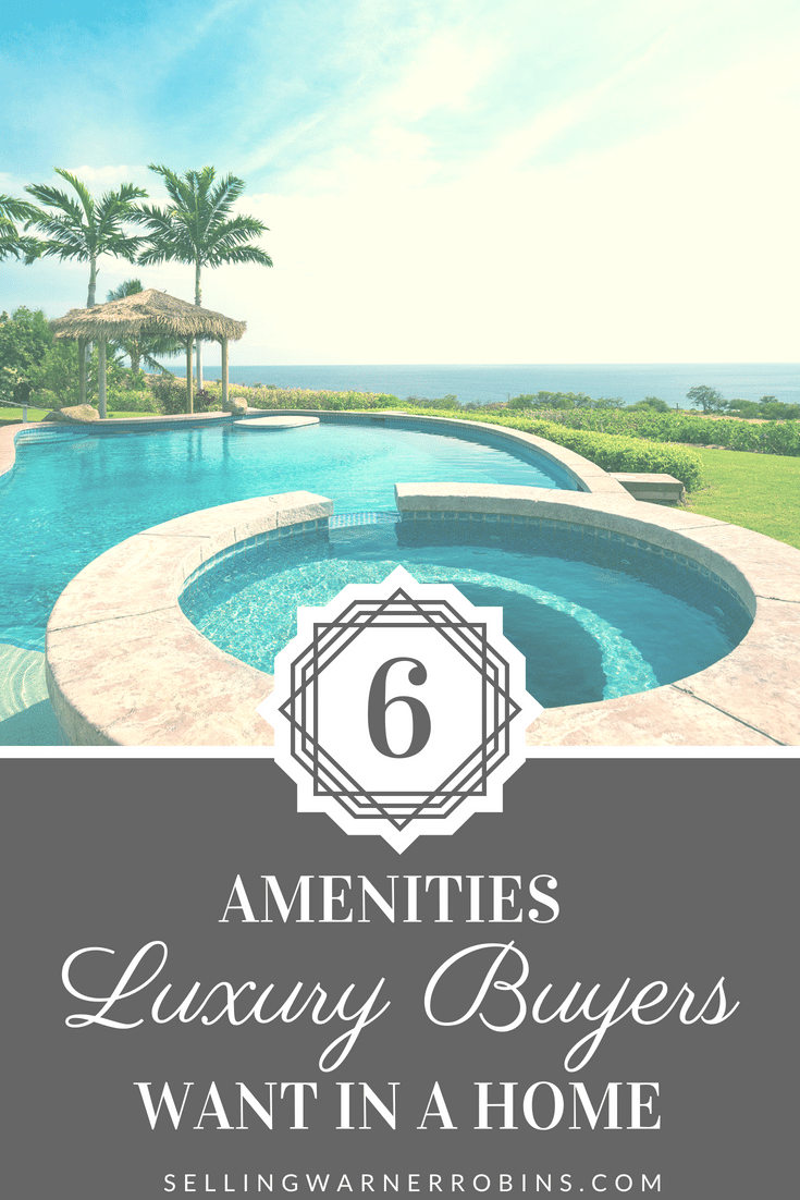 Amenities Luxury Buyere Want in a Home
