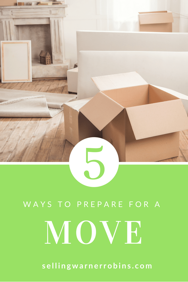 Things to Leave Behind When Moving Between Homes
