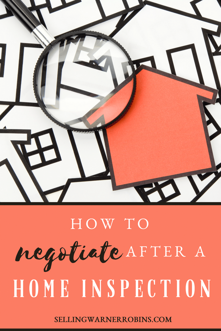 How to Negotiate After a Home Inspection is Completed