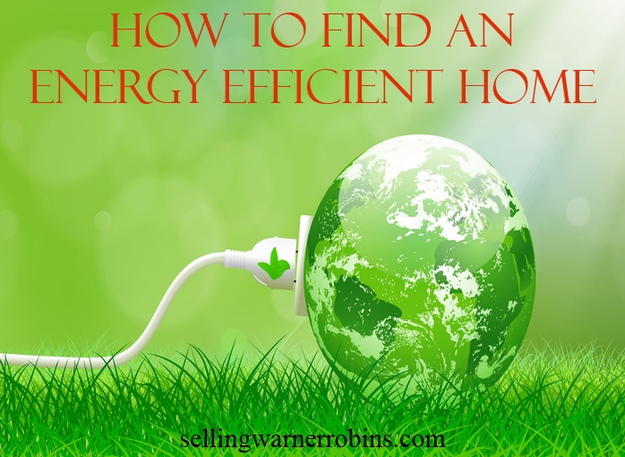 How To Find An Energy Efficient Home