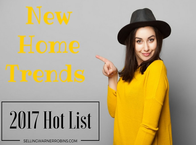 Home Trends for 2017