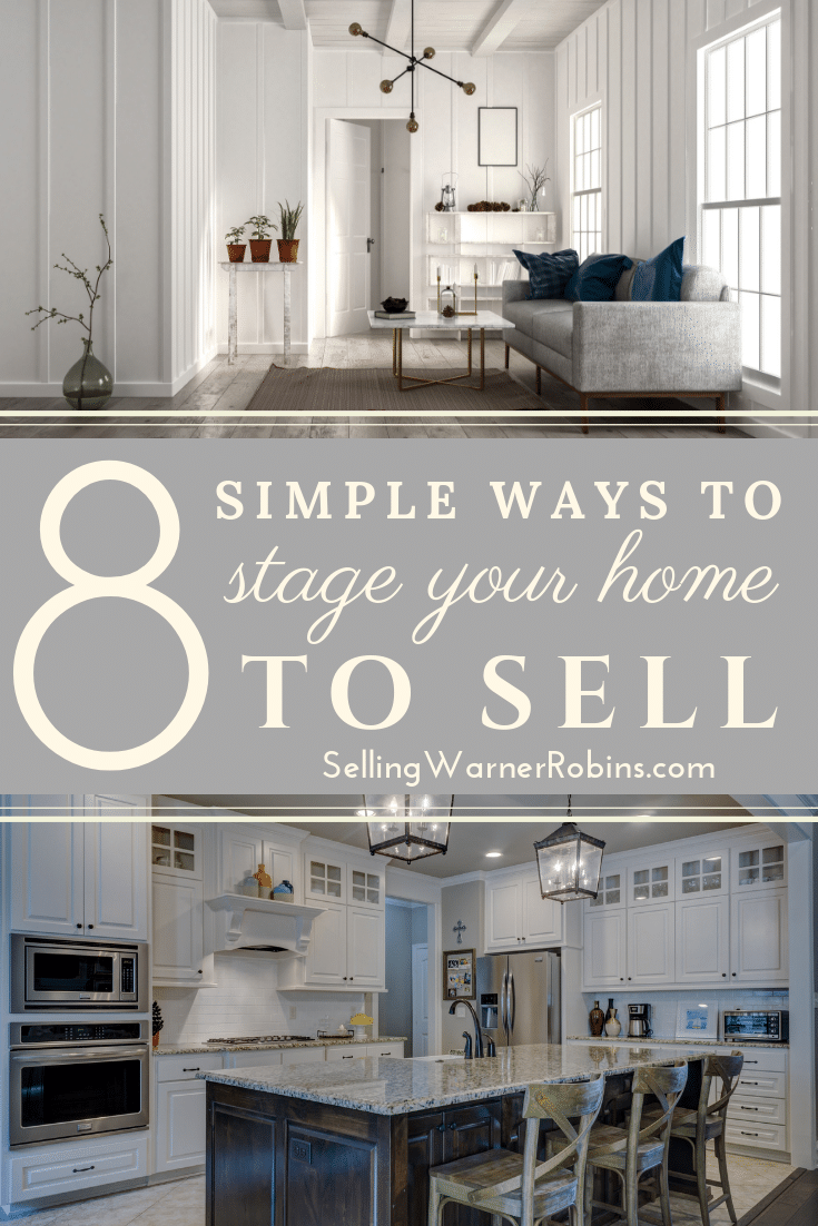 Staging Your Home to Sell