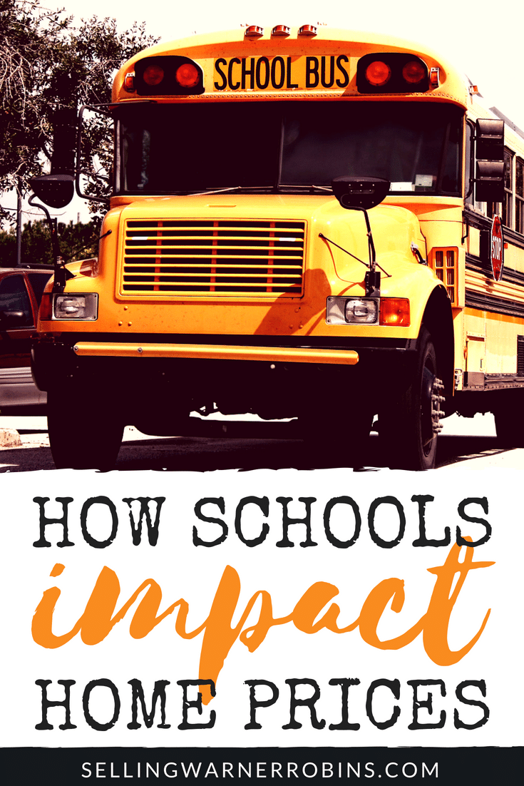 Home Prices Inside School Districts