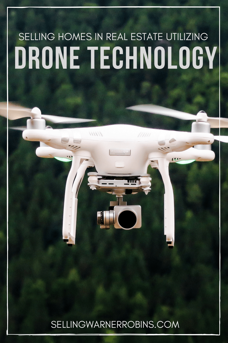 Using Drones in Real Estate