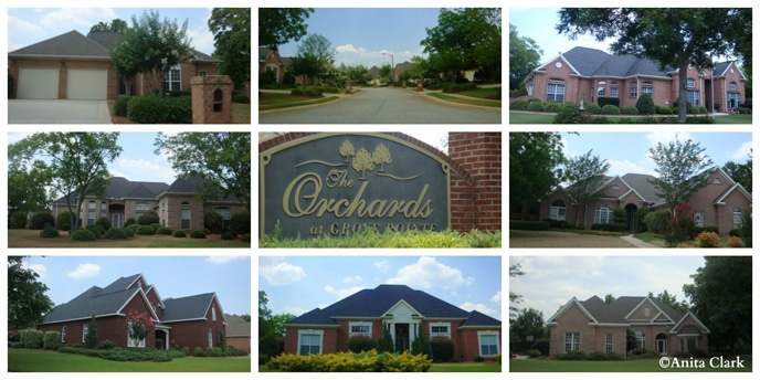 The Orchard at Grove Pointe Subdivision in Centerville GA 31028