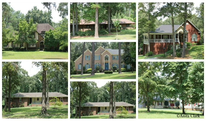 Hickory Woods Subdivision in Bonaire GA 31005