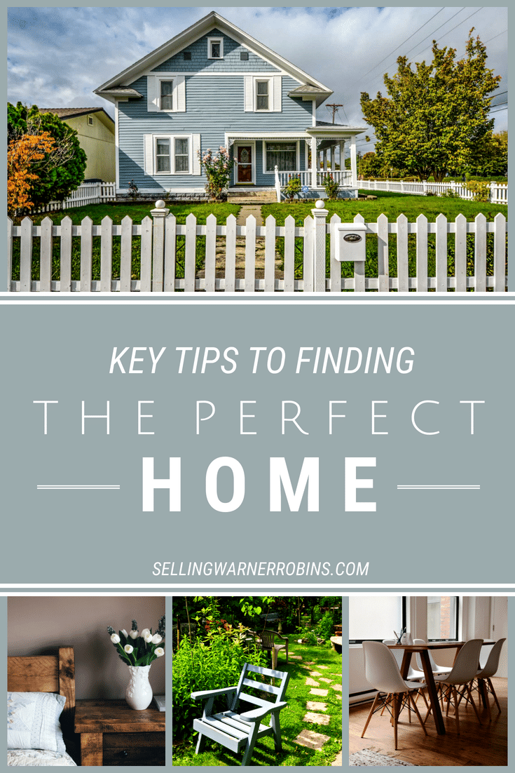 Finding the Perfect Home