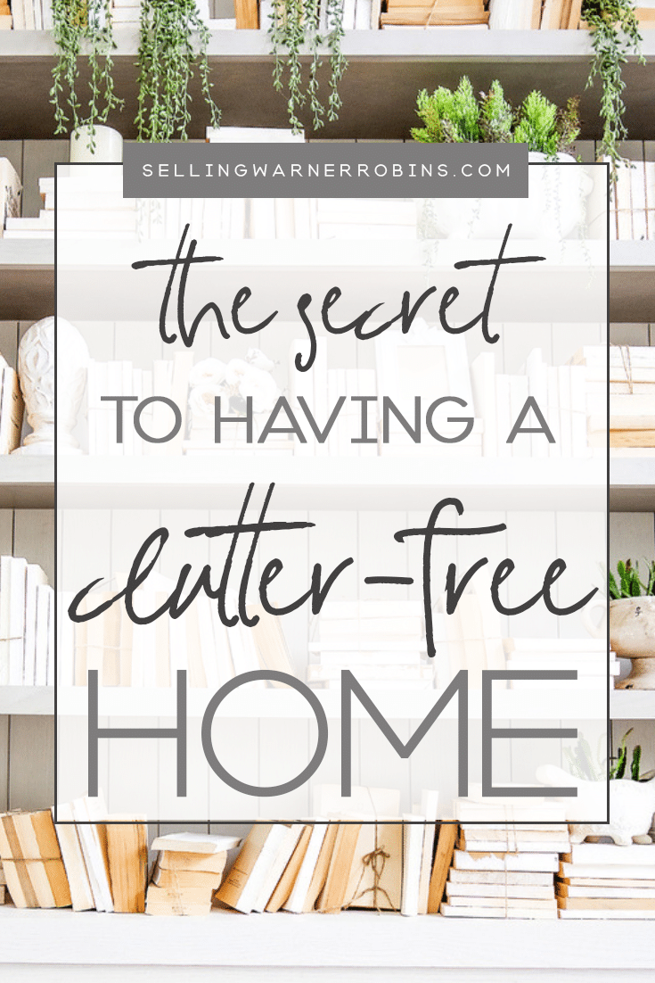Clutter Free Home Tips