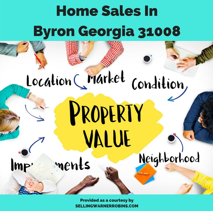 Home Sales In Byron GA 31008