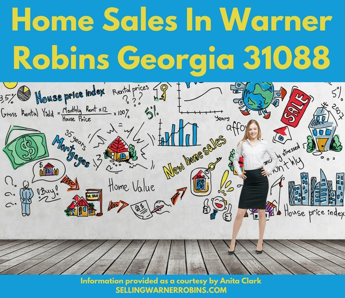 Home Sales in Warner Robins GA 31088