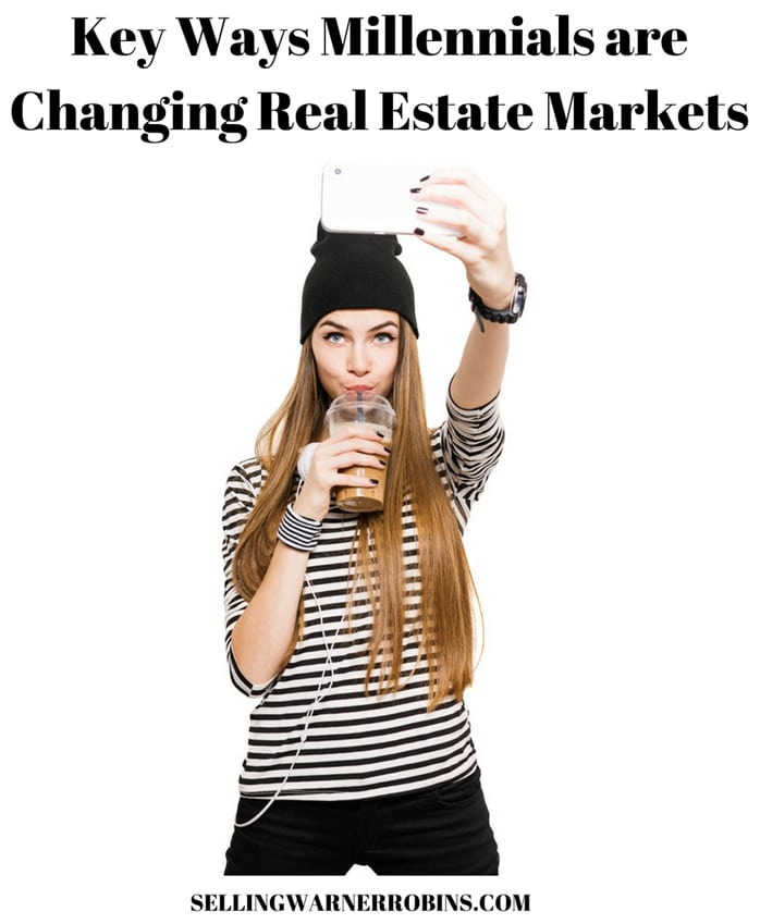Key Ways Millennials are Changing Real Estate Markets