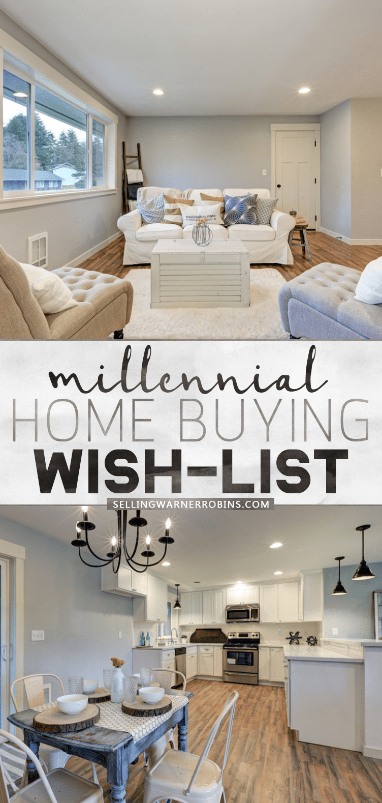 Millennial Home Buying Wishlist