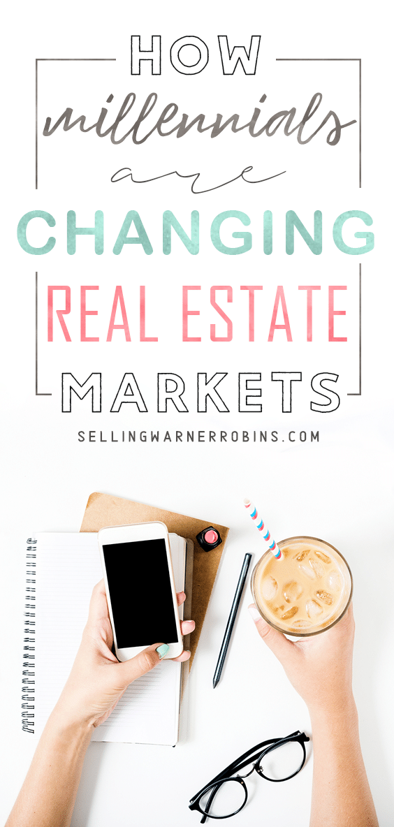 How Millennials are Changing Real Estate Markets