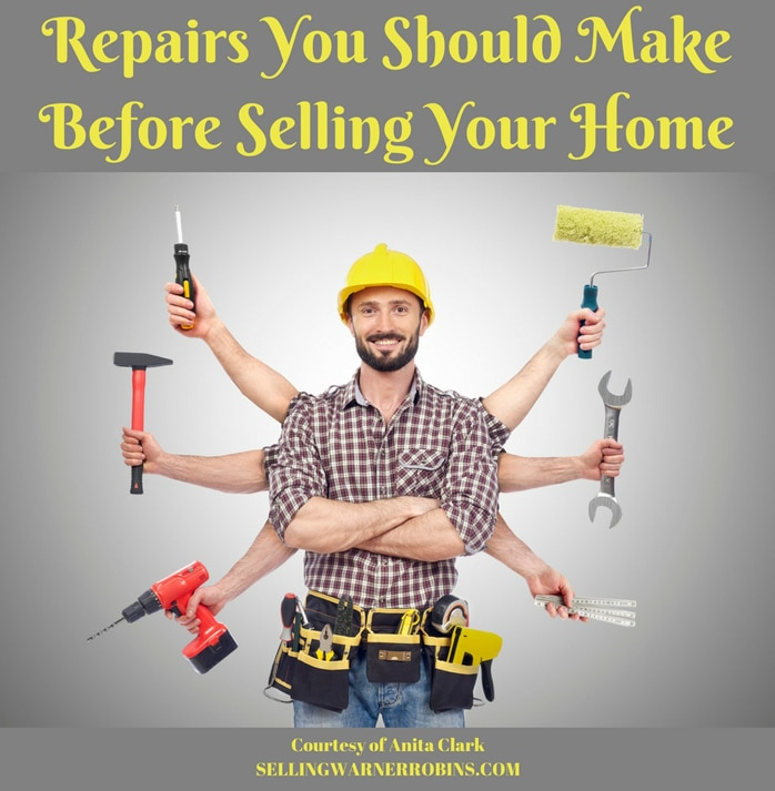 Repairs You Should Make Before Selling Your Home