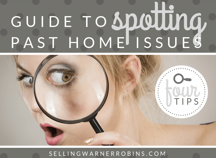 How To Spot Past Issues In A Home