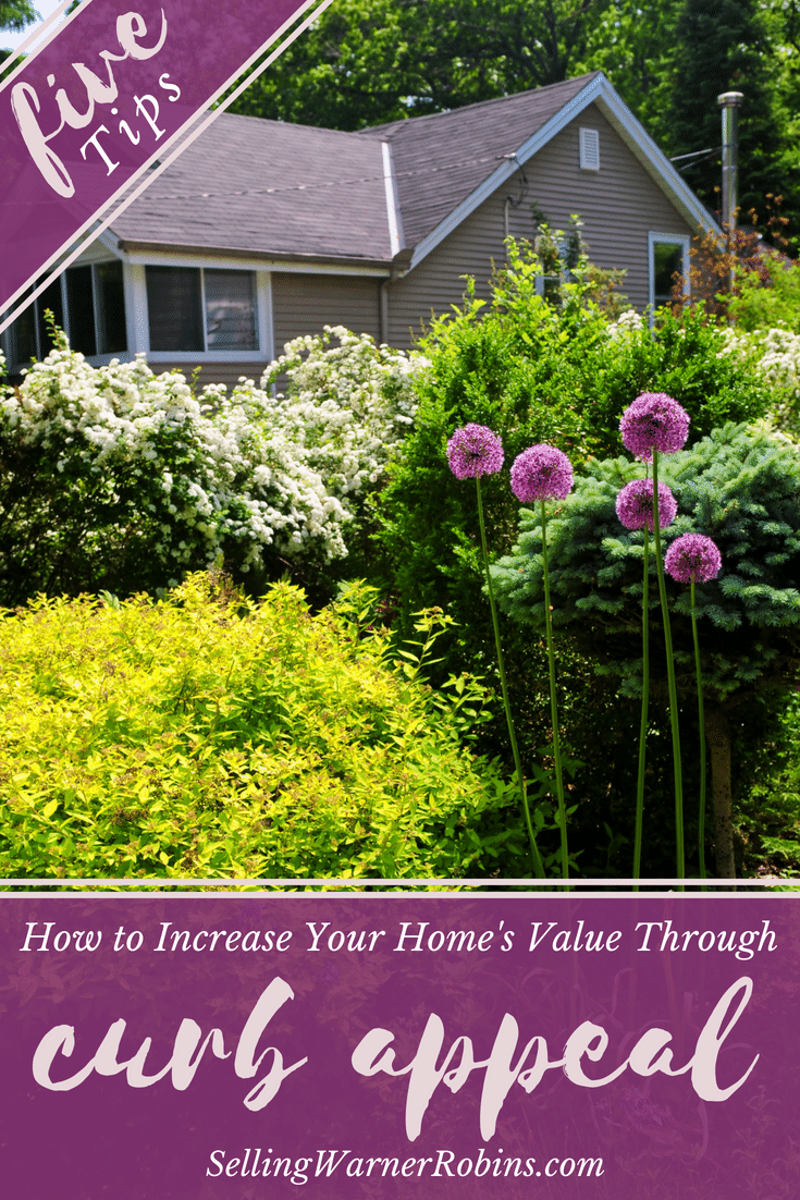 Tips to Increase Your Home Value via Curb Appeal