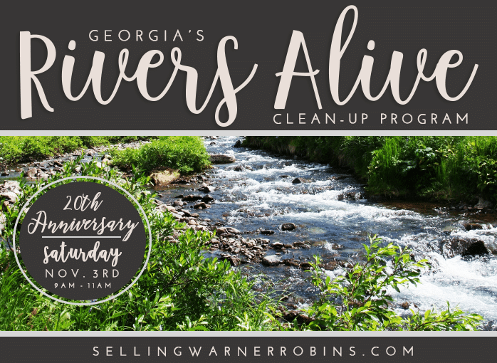 Rivers Alive Clean-Up Program