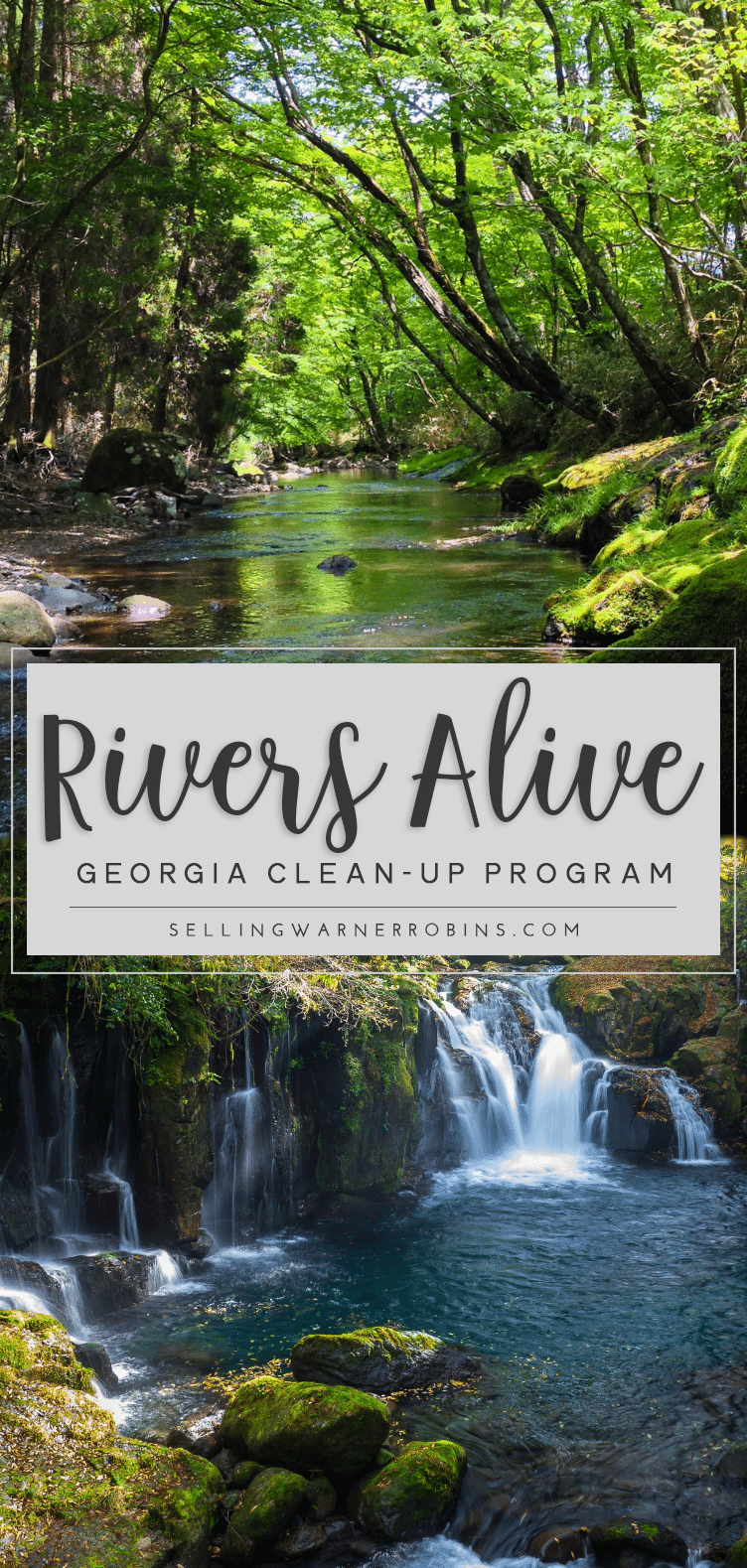 Georgia's River Alive Clean-Up Program