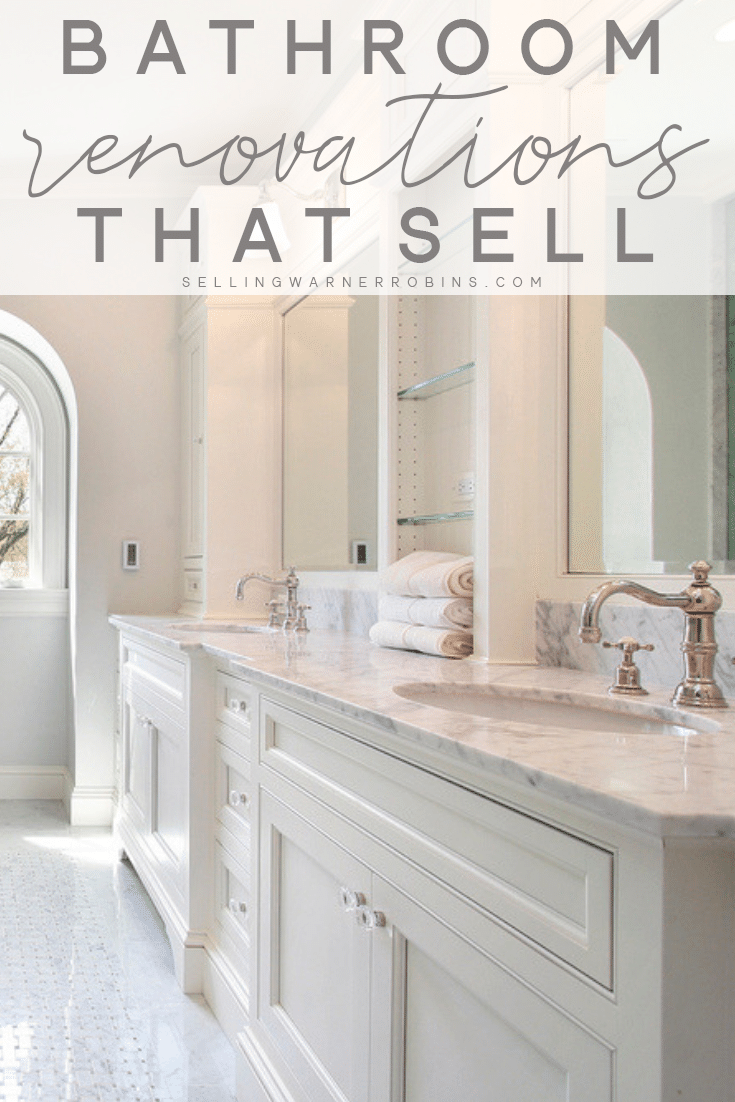 Bathroom Renovations that Sell