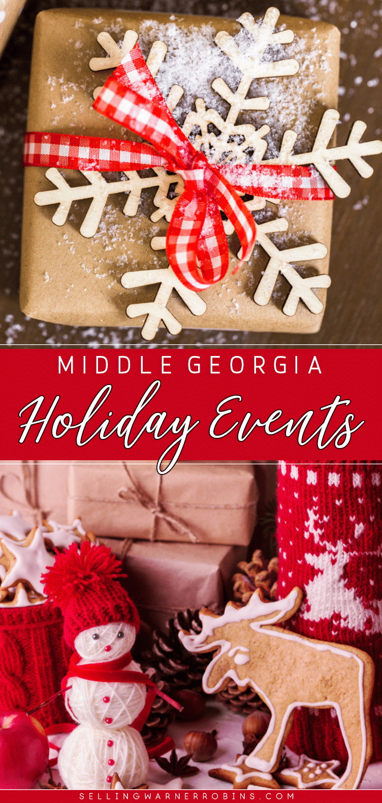 Middle Georgia Holiday Events