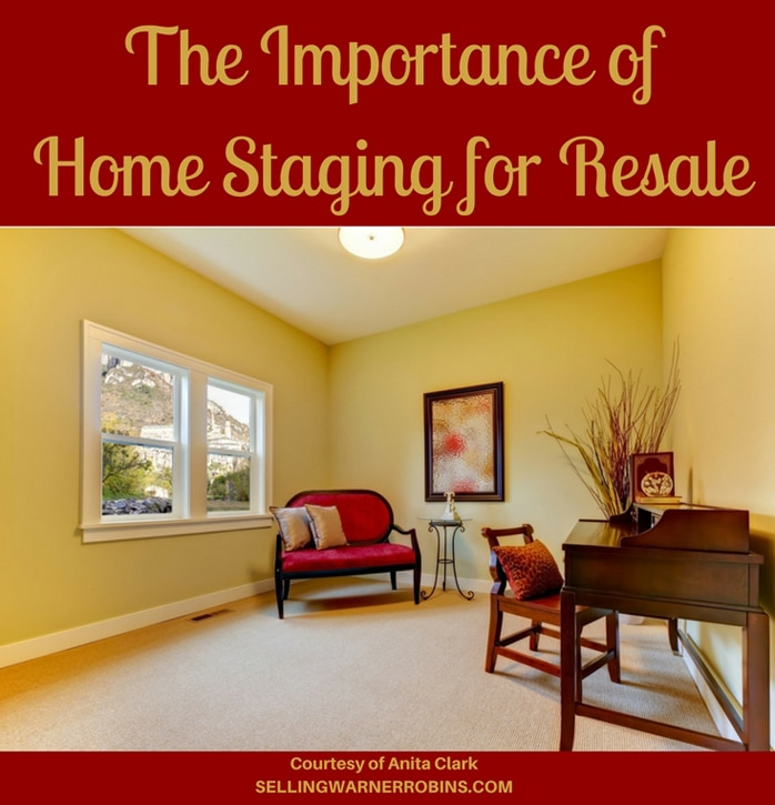 The Importance of Home Staging for Resale