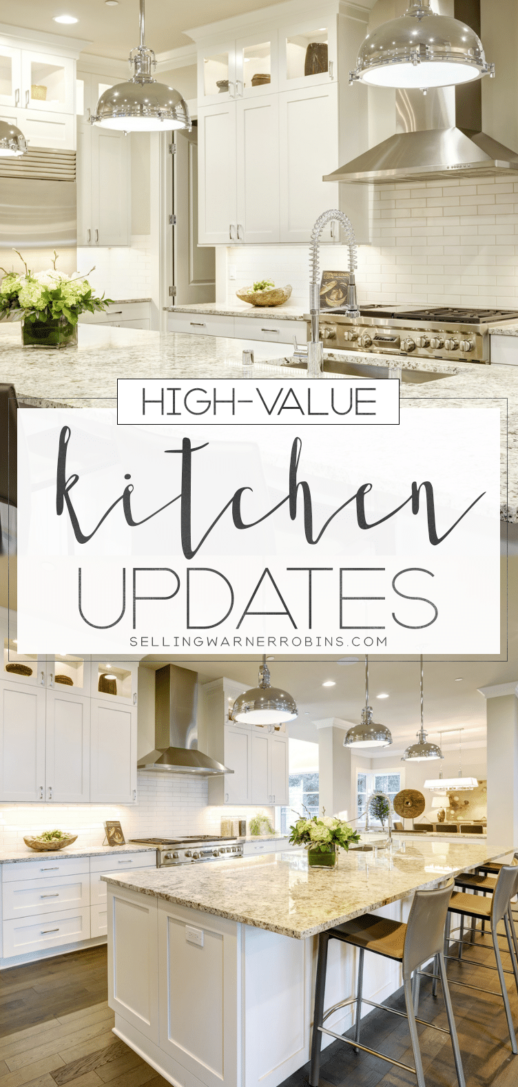 High-Value Kitchen Updates