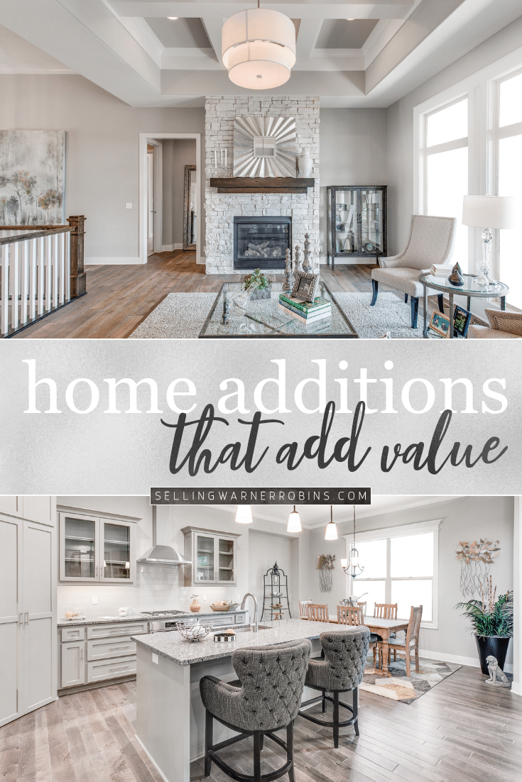 Home Additions that Add Value to Your Home