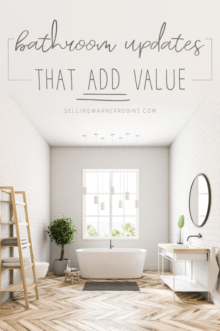 Bathroom Updates That Add Value to Your Home