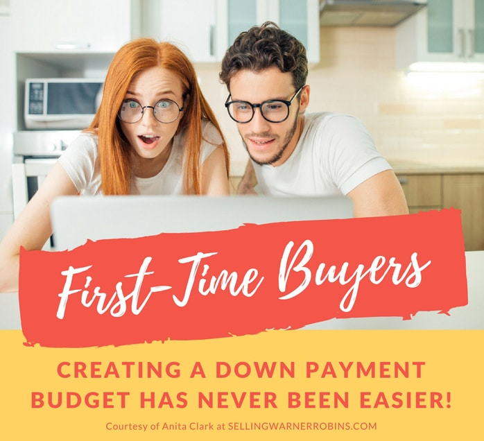 Down Payment Budget For First-Time Buyers