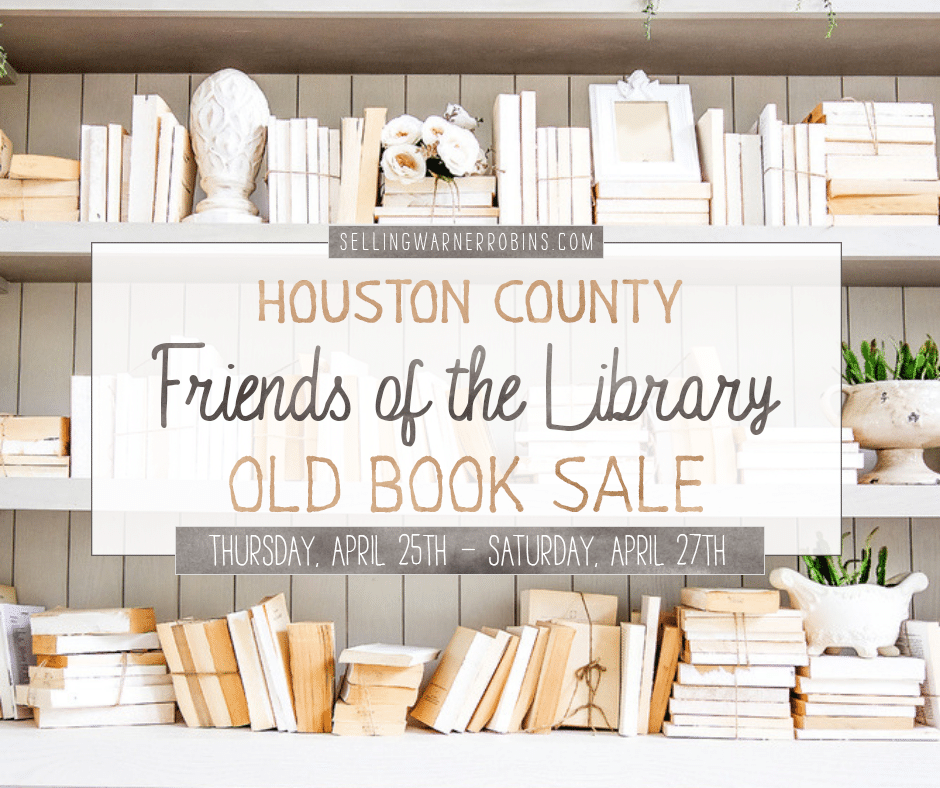 Friends of the Library Old Book Sale