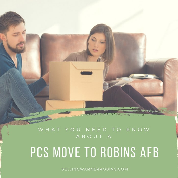 What You Need To Know About A PCS Move To Robins AFB