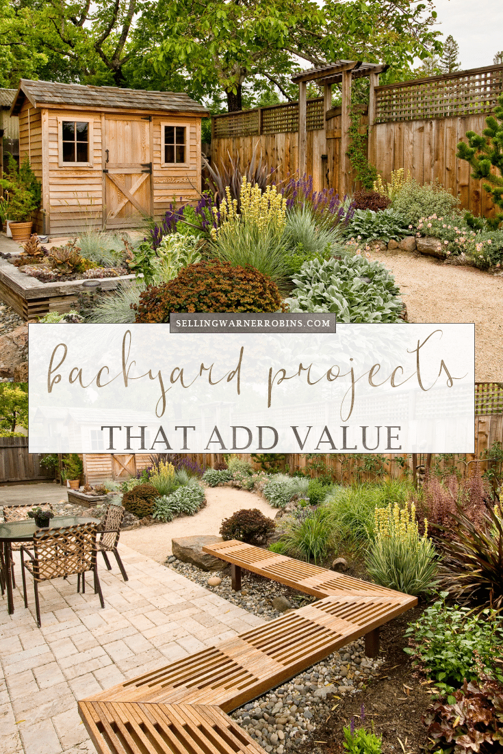 How Your Backyard Can Increase The Value Of Your Home