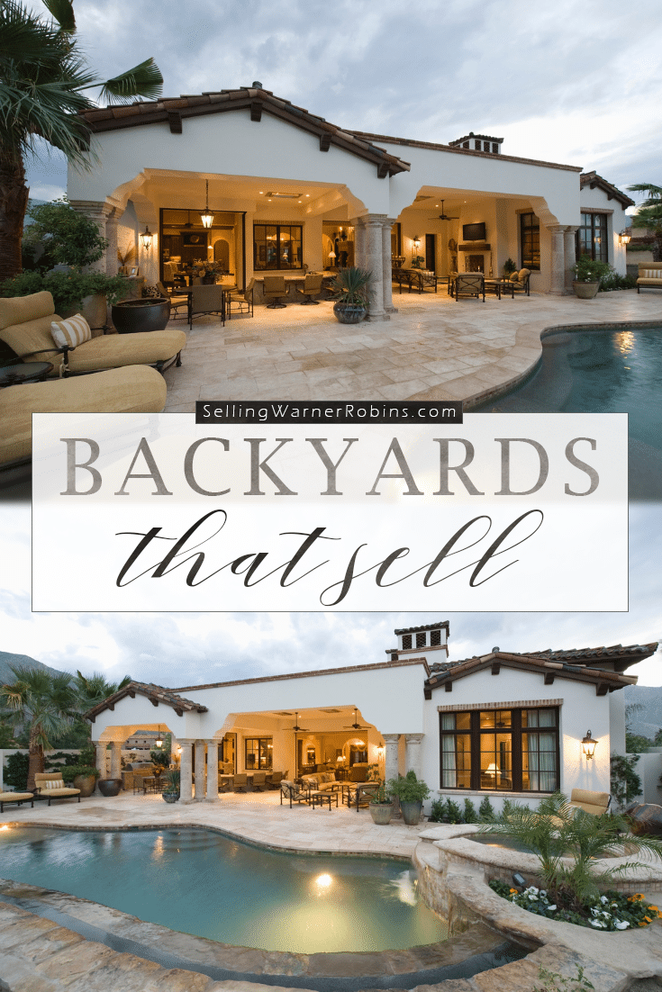Backyard Ideas That Sel