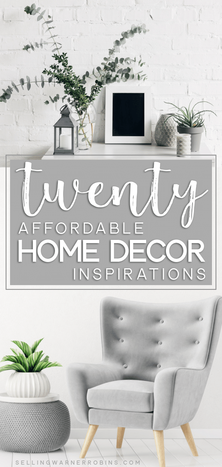 Affordable Home Decor Ideas