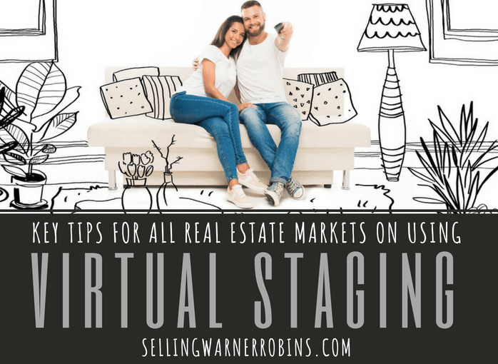 Key Virtual Staging Tips for All Real Estate Markets