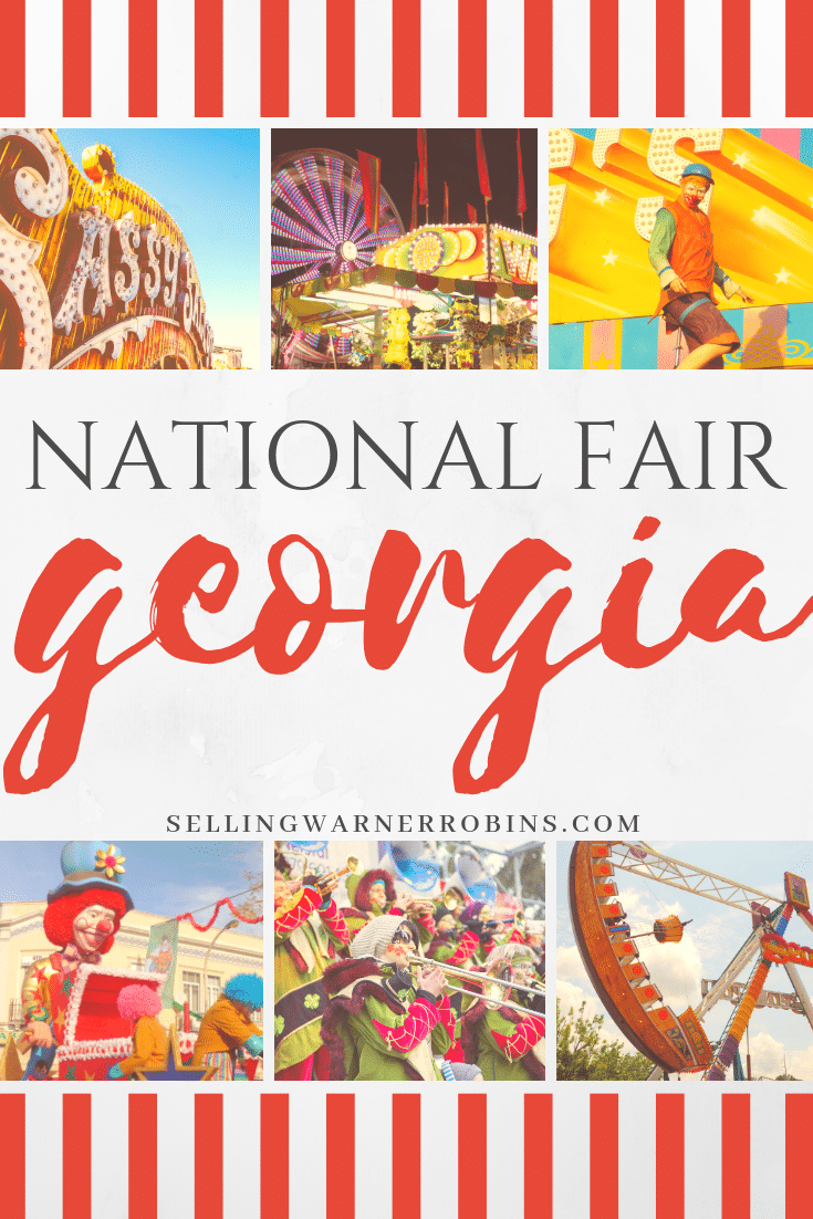 Georgia National Fair in Perry GA