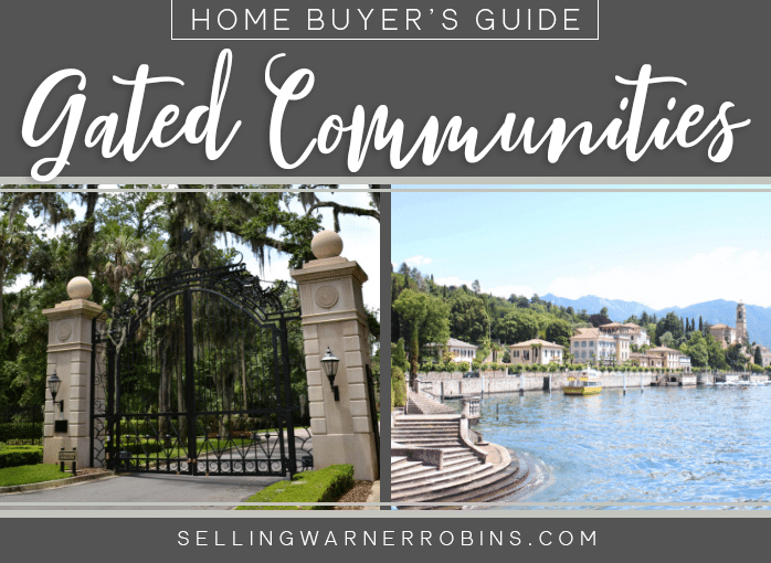 Purchasing a Home in a Gated Community