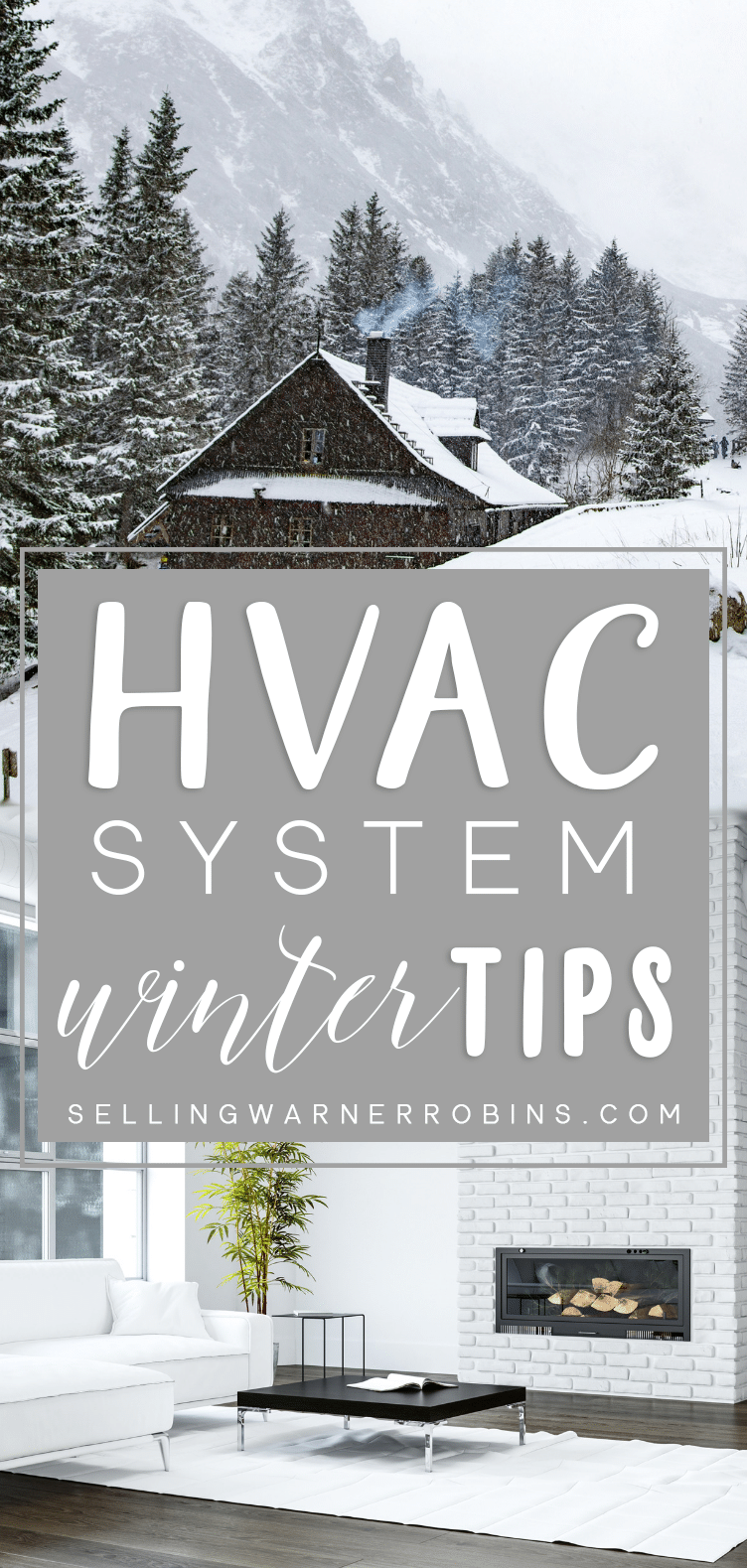 HVAC System Winter Tips