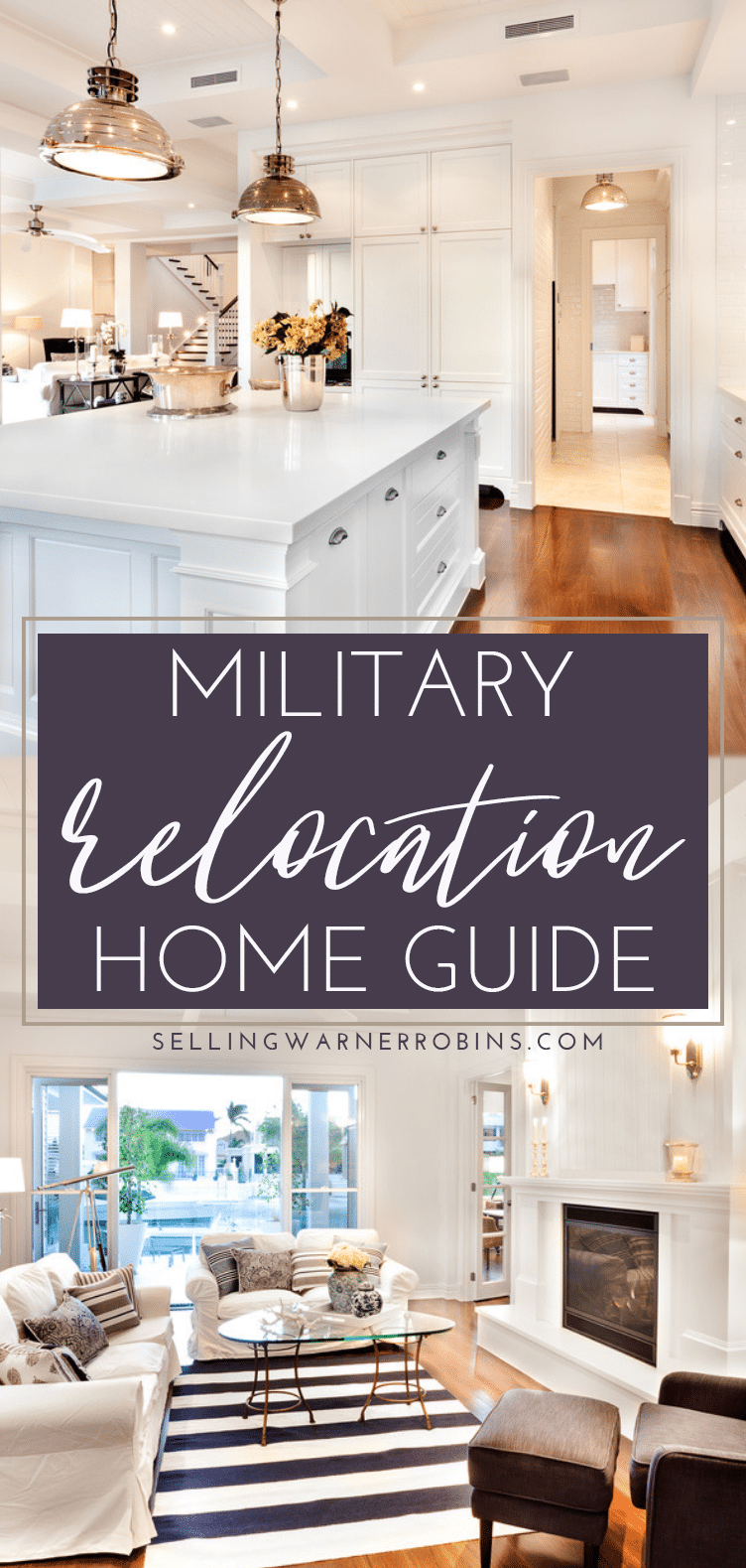 Military Relocation Home Guide