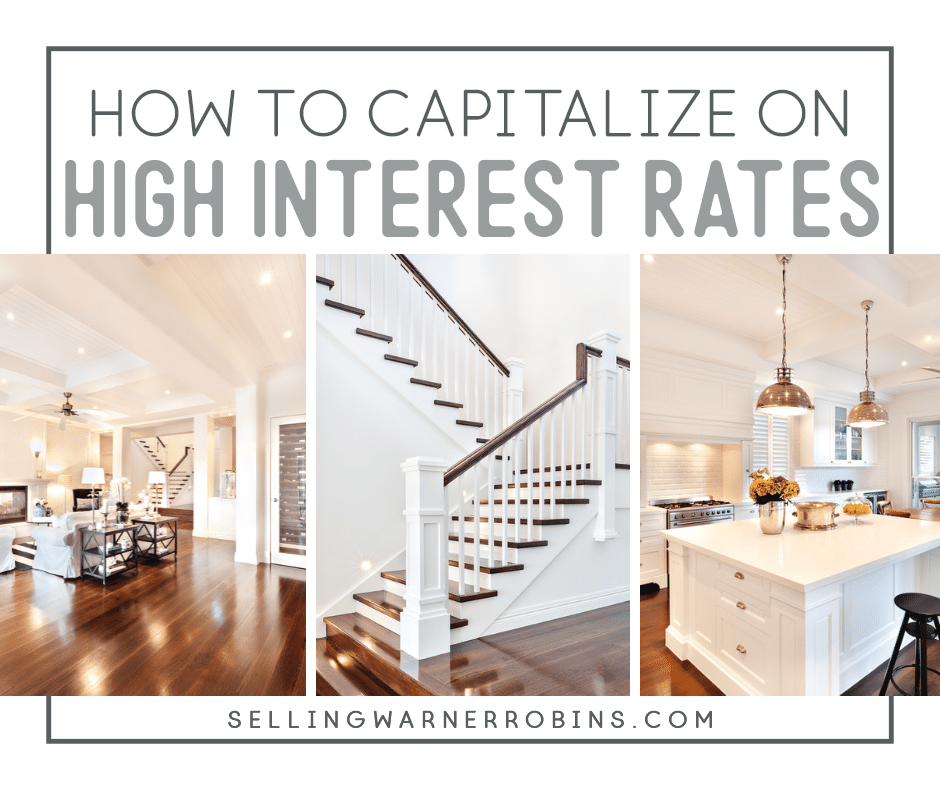 Ways Real Estate Consumers can Capitalize on High Interest Rates