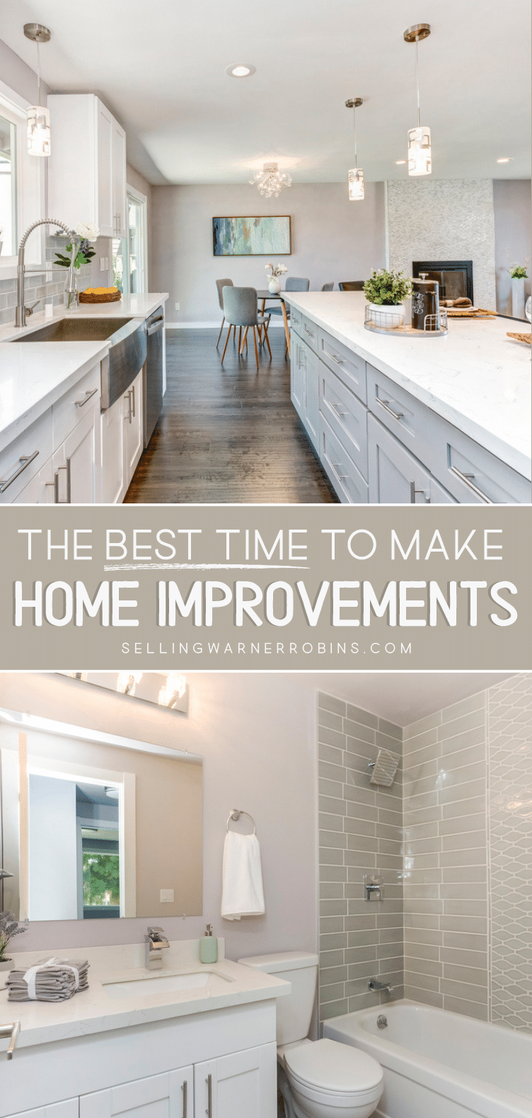 The Best Time to Make Home Improvements