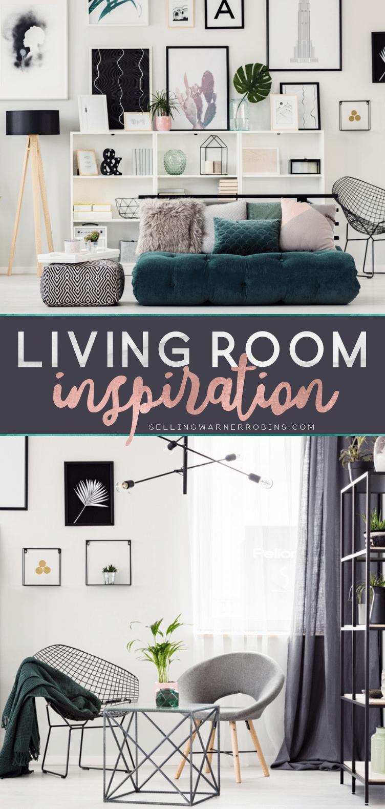 Living Room Decorating Inspirations