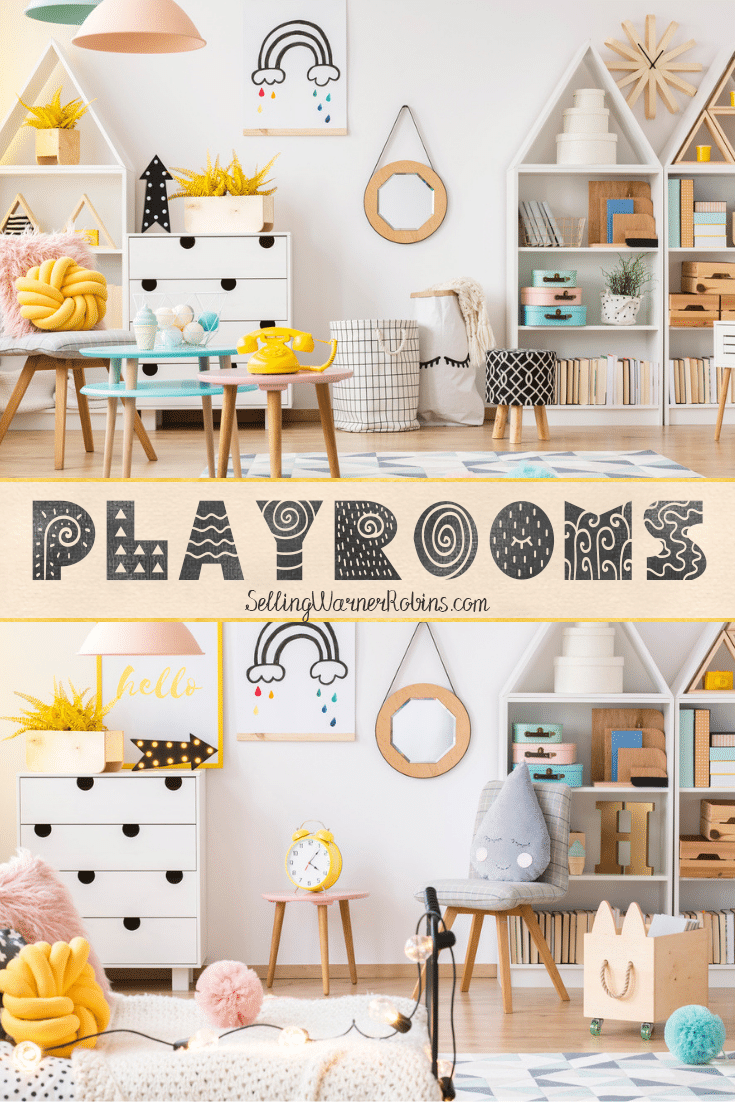 How to Create a Fun and Functional Playroom