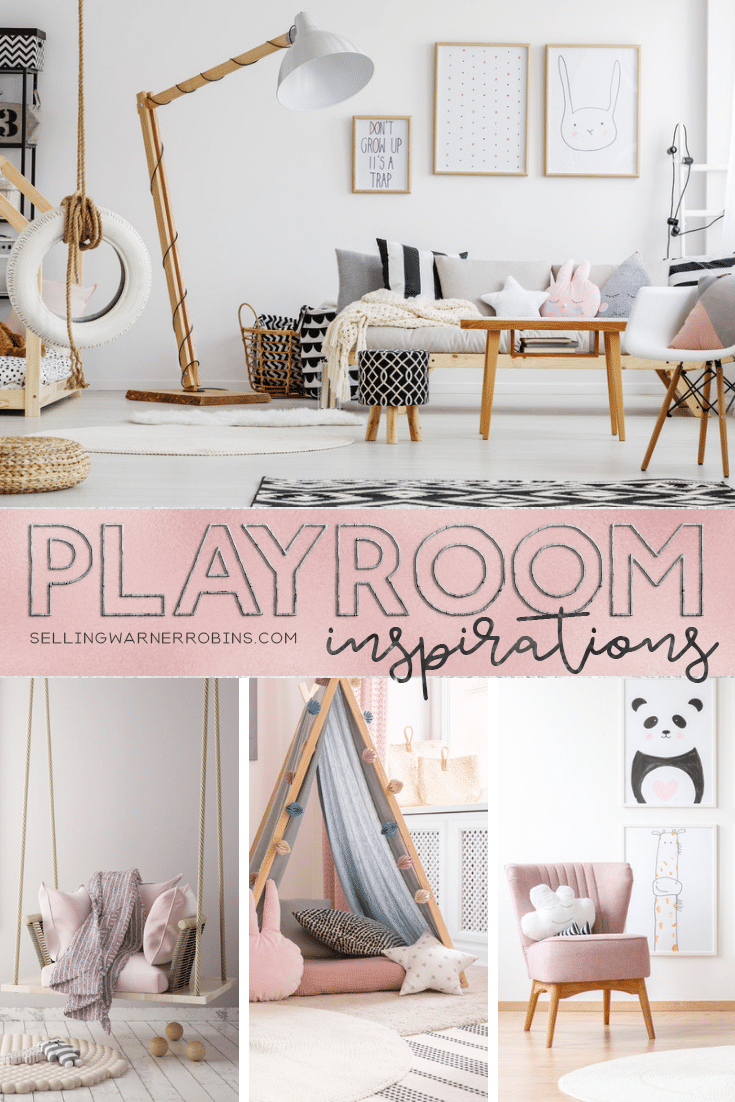 Playroom Inspirations that Will Inspire
