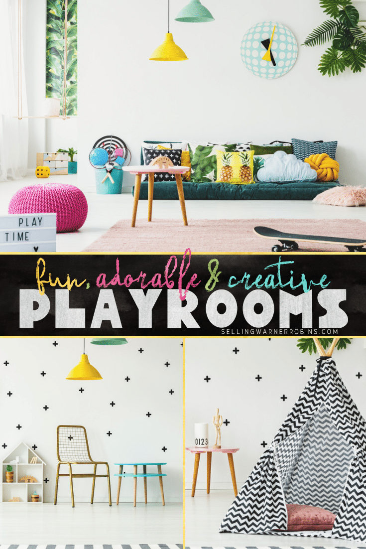 How to Create a Creative and Fun Playroom