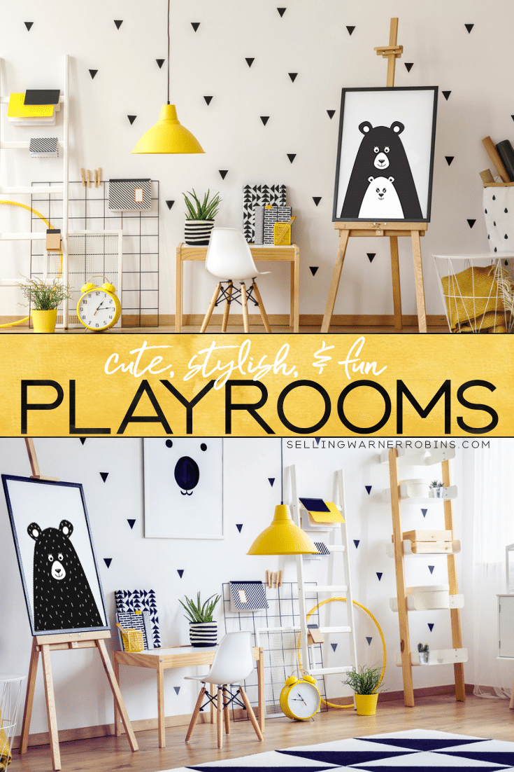 How to Create a Stylish Playroom