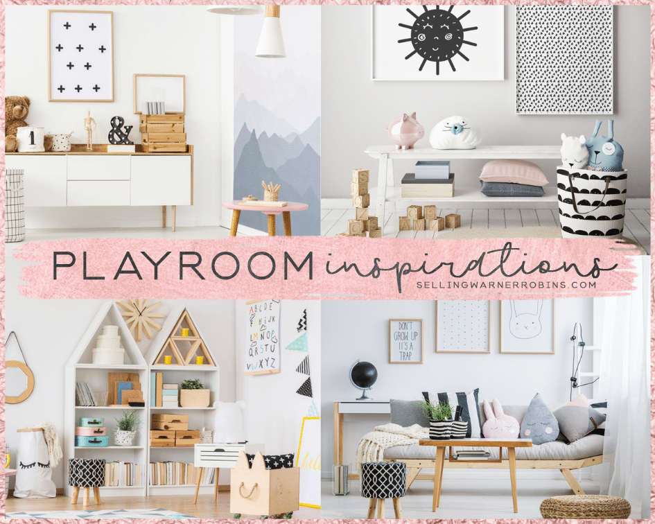 Playroom Inspirations that are Beyond Creative