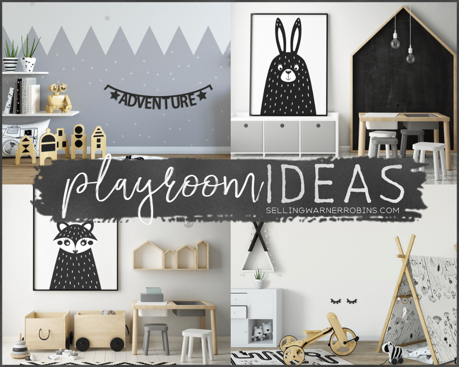 Playroom Ideas to Inspire Your Creative Side